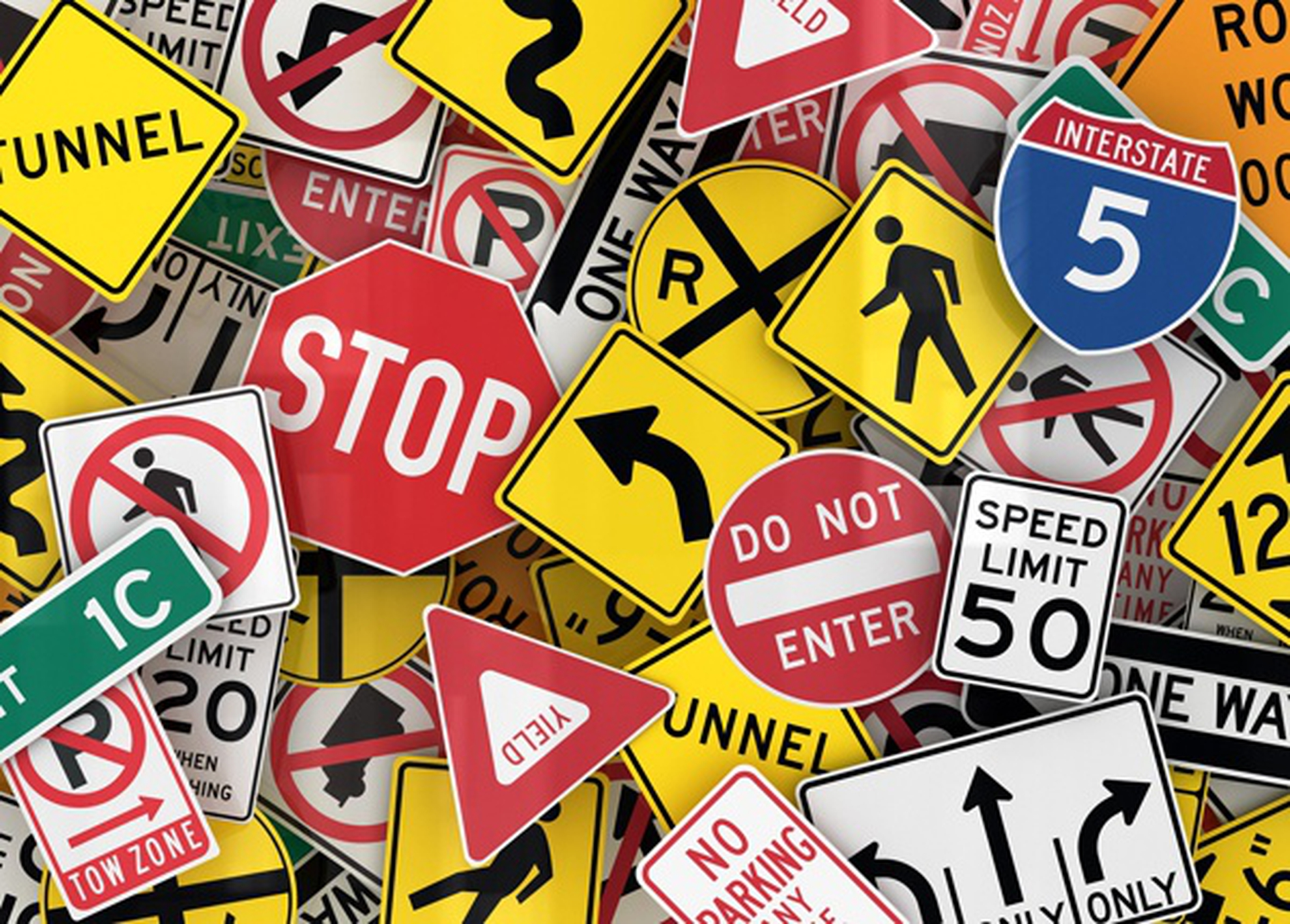 Knowing Your Road Signs