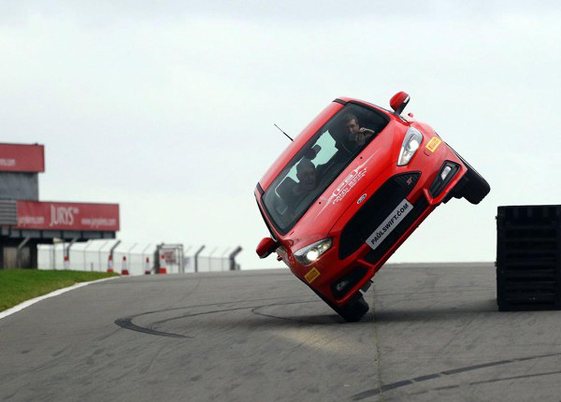 Controlling Vehicle Balance