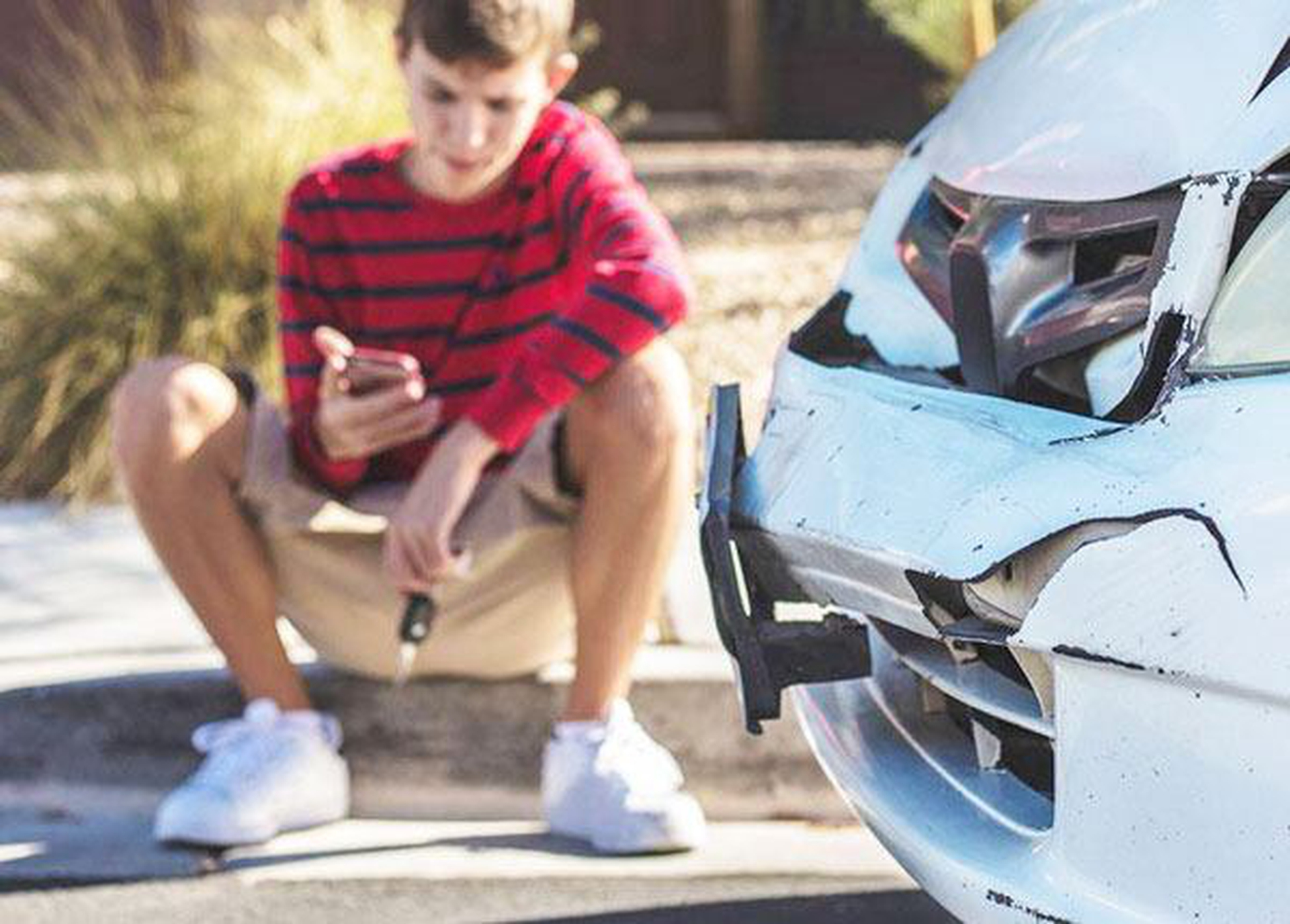 Teen Drivers - Inexperienced Drivers Statistics