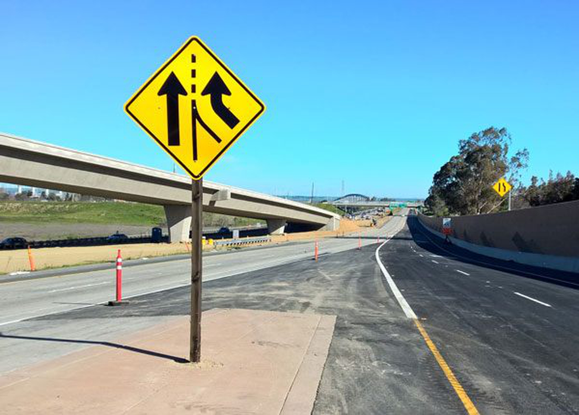 Entering a Highway