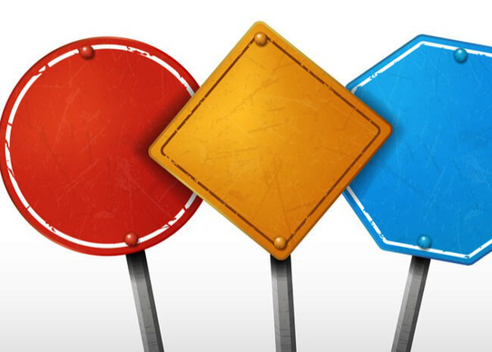 Recognizing Road Signs by Shape and Color