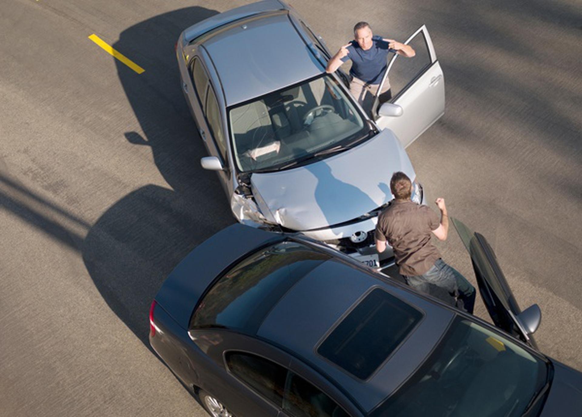 Common Road Rage Behaviors